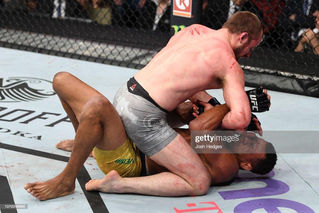 UFC 231: Oliveira v Nelson : News Photo
