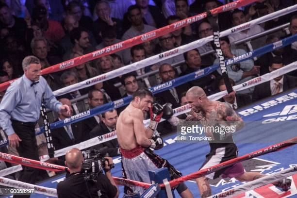 in their world middleweight boxng match in which Cotto won by TKO in the 10th round on June 7 2014 at Madison Square Garden in New York City