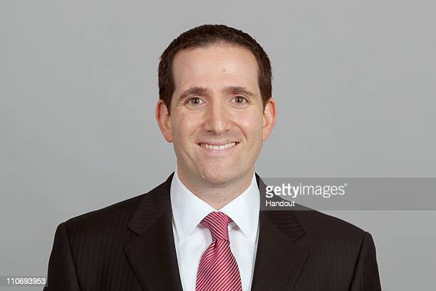 In this 2010 photo provided by the NFL Howie Roseman of the Philadelphia Eagles poses for an NFL headshot on Thursday April 22 2010 in Philadelphia...