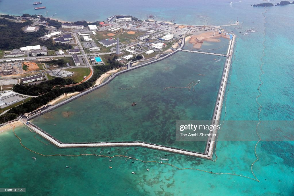JPN: New Landfill Work Starts Off Henoko Despite Okinawa's Outcry