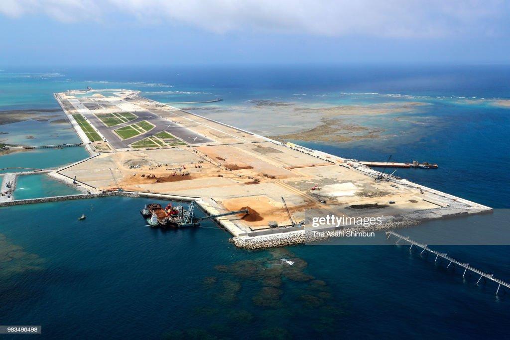 Okinawa Aerial
