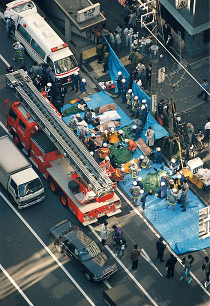 UNS: 20th March 1995 - The Sarin Attack On Tokyo's Subways