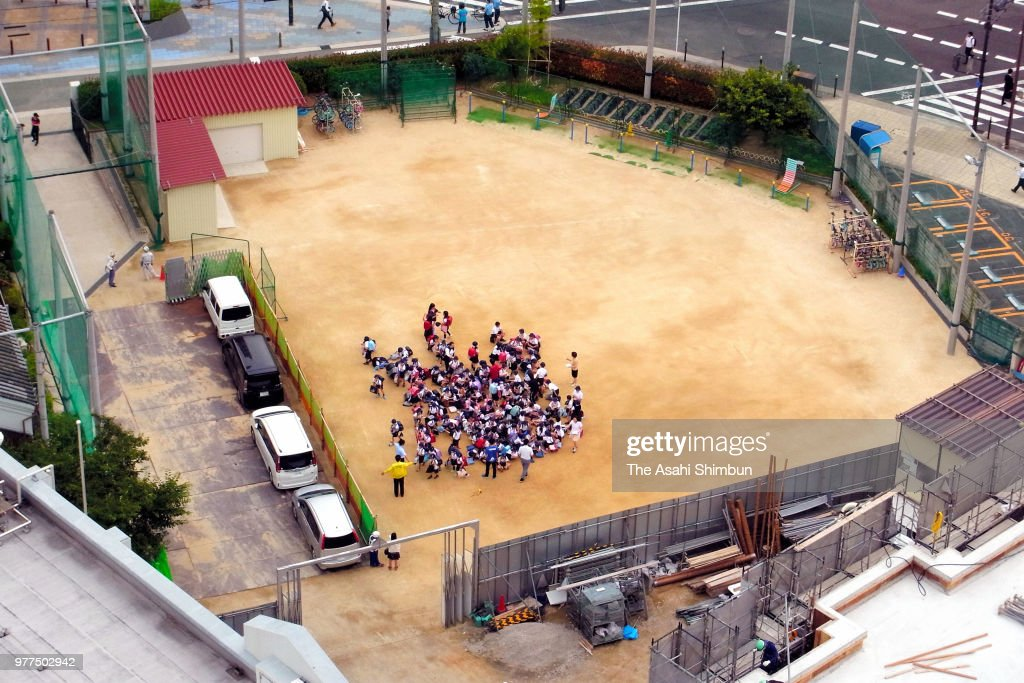 Powerful Quake Shakes Osaka, Three Killed, Many Injured