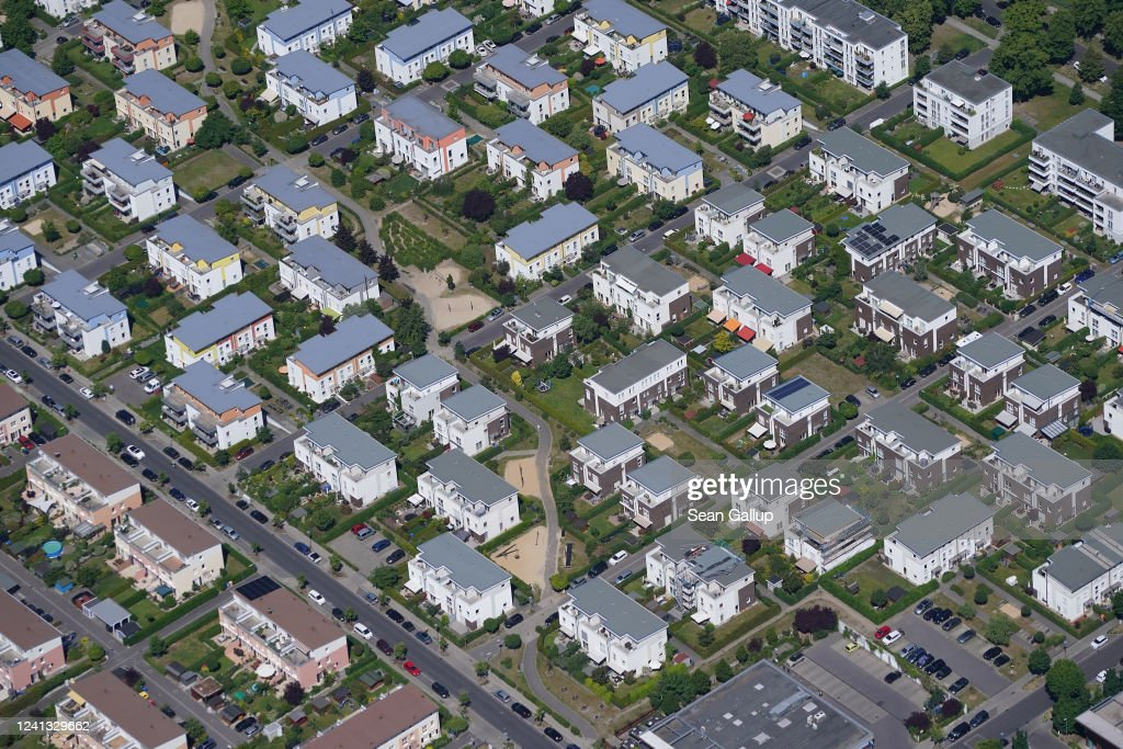 Berlin Housing Prices Continue To Climb : News Photo