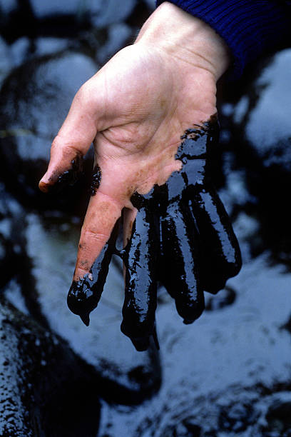 AK: 24th March 1989 - The Exxon Valdez Oil Spill