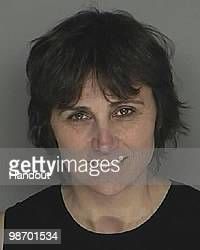 In this booking photo from the Santa Barbara County Sheriff's Department Evi Quaid is pictured on April 26 2010 in Santa Barbara California Quaid was...
