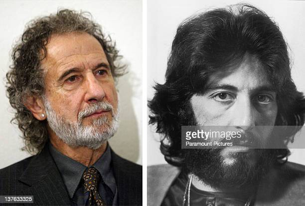 In this composite image a comparison has been made between Frank Serpico and actor Al Pacino Oscar hype continues this week with the announcement of...