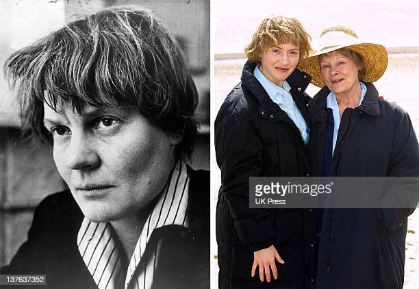 In this composite image a comparison has been made between Iris Murdoch and actresses Kate Winslet and Judi Dench Oscar hype continues this week with...