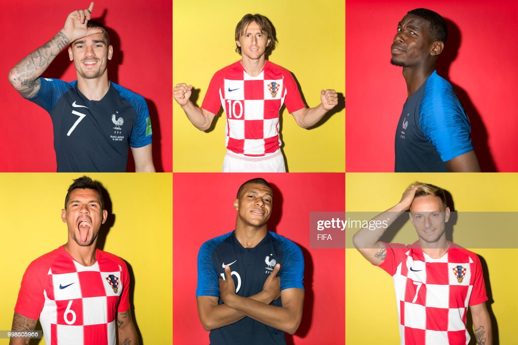 RUS: Alternative View Portraits - 2018 FIFA World Cup Russia