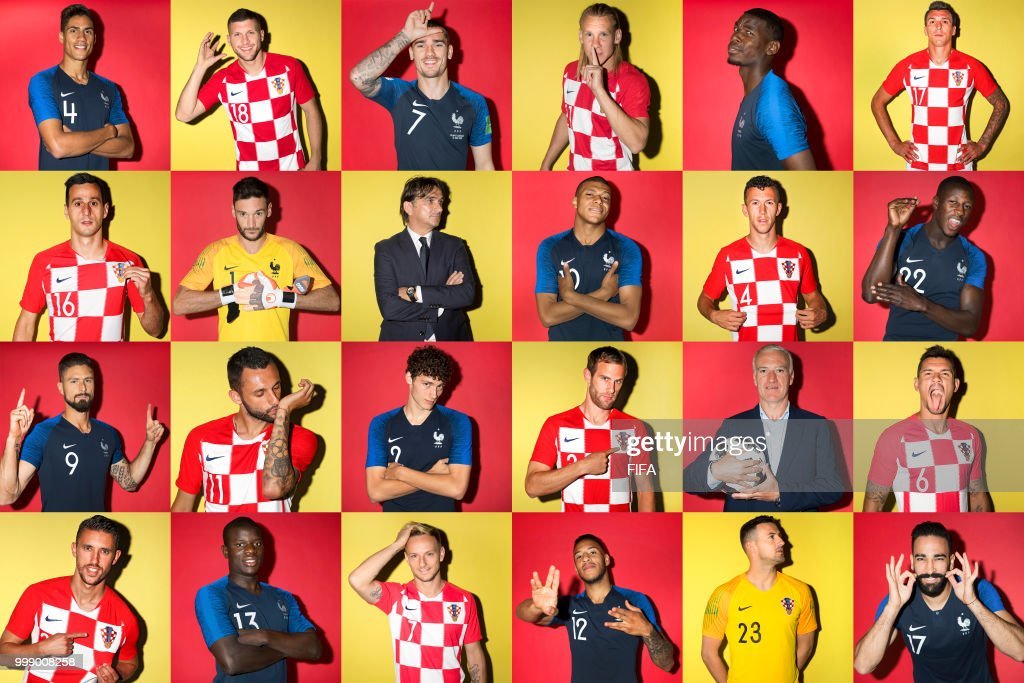 Alternative View Portraits - 2018 FIFA World Cup Russia