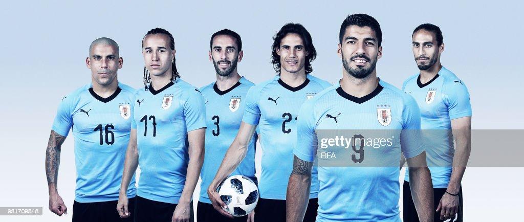 Alternative View Portraits - 2018 FIFA World Cup Russia : ニュース写真