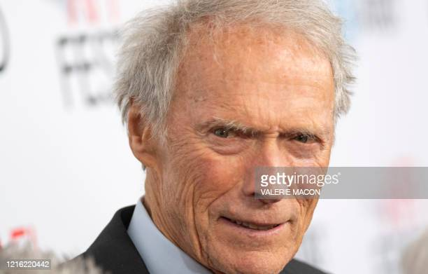 In this file photo director and actor Clint Eastwood attends the Richard Jewell world premiere gala screening during AFI FEST 2019 Presented By Audi...