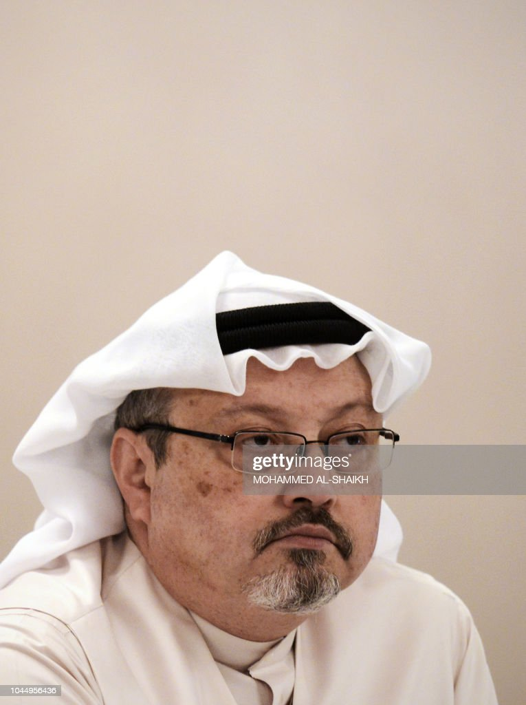 BAHRAIN-SAUDI-US-TURKEY-KHASHOGGI : News Photo