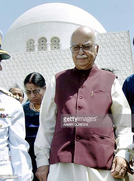 lk advani in pakistan