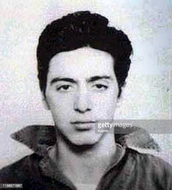 In this handout American actor and filmmaker Al Pacino in a mug shot Rhode Island US January 1961