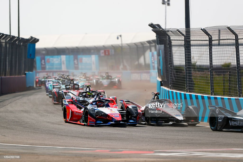 ABB FIA Formula E Championship - Marrakesh E-Prix : News Photo