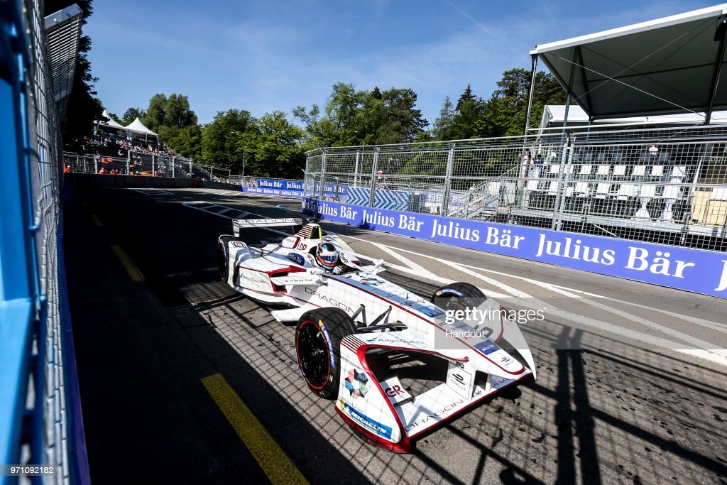 Zurich E-Prix - ABB Formula E Championship : News Photo