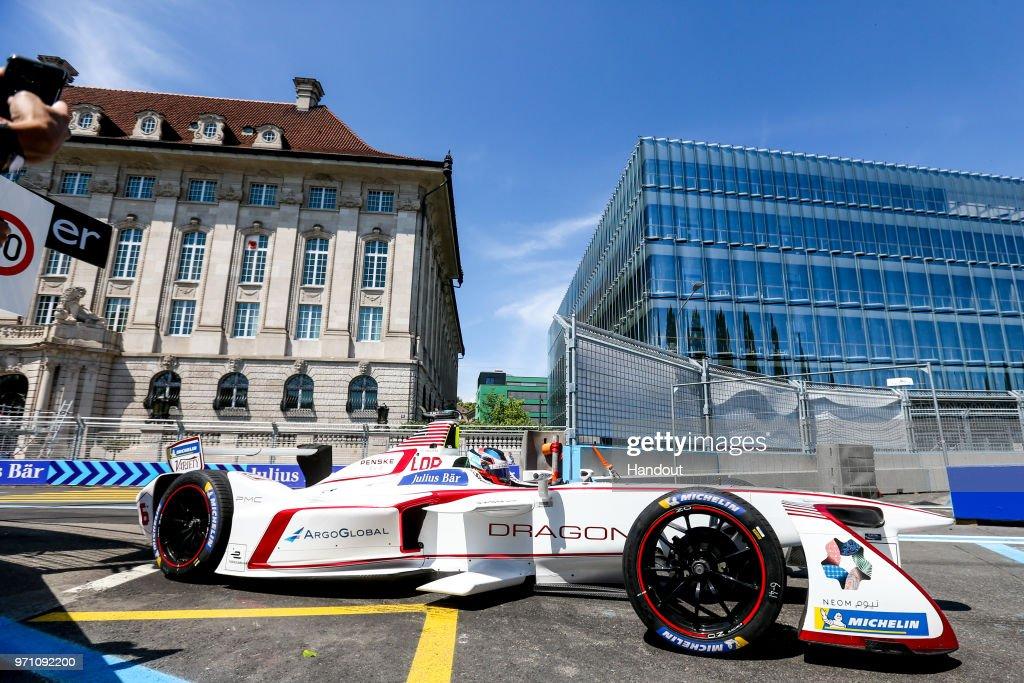Zurich E-Prix - ABB Formula E Championship : ニュース写真