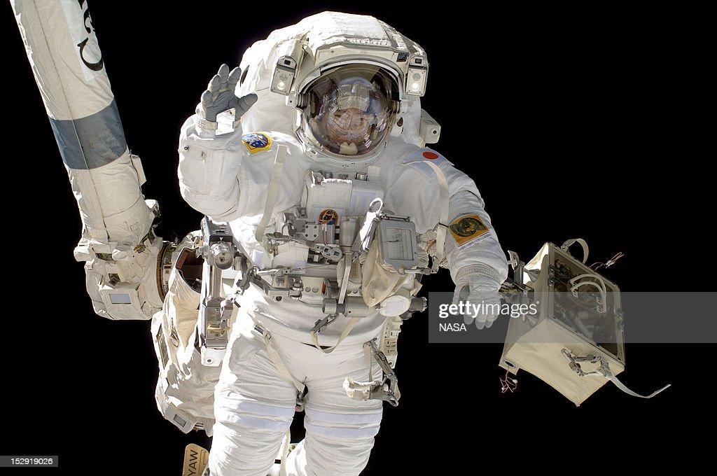 International Space Station : News Photo