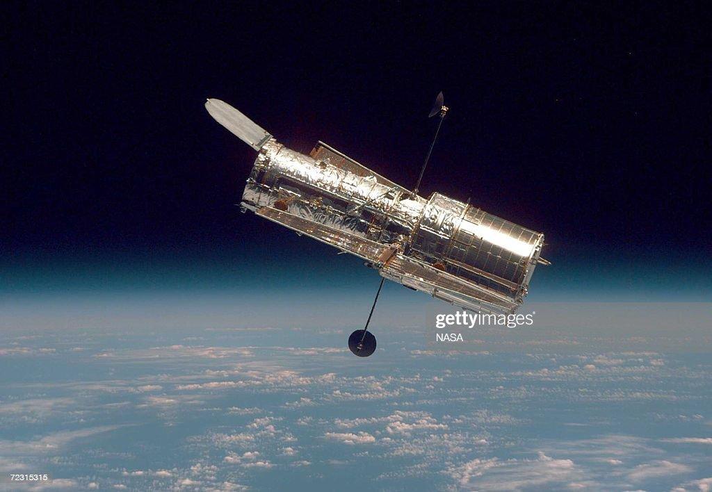 (FILE PHOTO)   NASA To Repair Hubble Space Telescope : News Photo