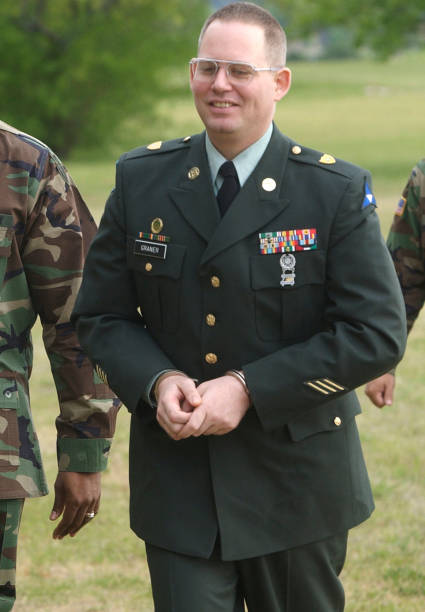 Military Judge Rejects Guilty Plea From Lynndie England ...