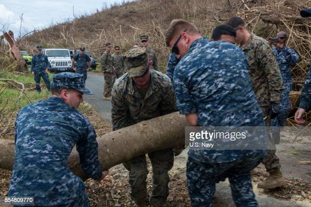 In this handout imade provided by the USNavy US Marines assigned to the 26th Marine Expeditionary Unit and US Sailors with Expeditionary Strike Group...