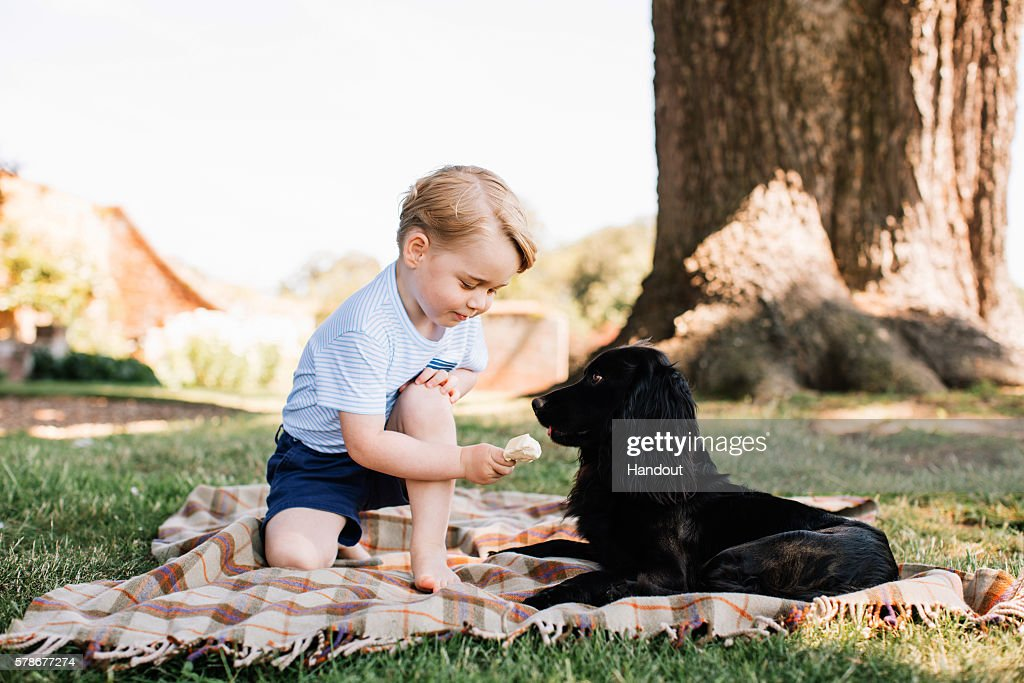 Prince George of Cambridge Celebrates His Third Birthday