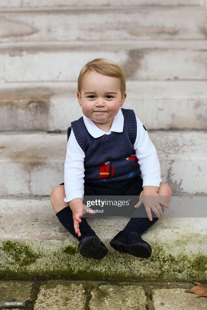 Christmas Photographs Of Prince George : News Photo