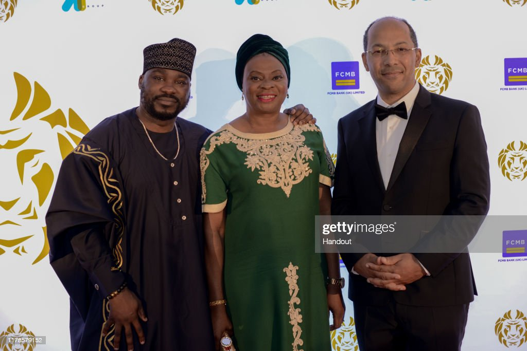 Lux Afrique Nigerian Independence Dinner 2019 : News Photo