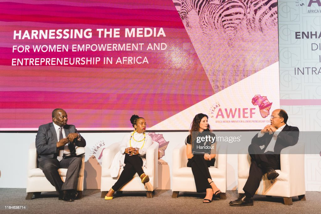 The Africa Women Innovation and Entrepreneurship Forum (AWIEF) : Fotografia de notícias