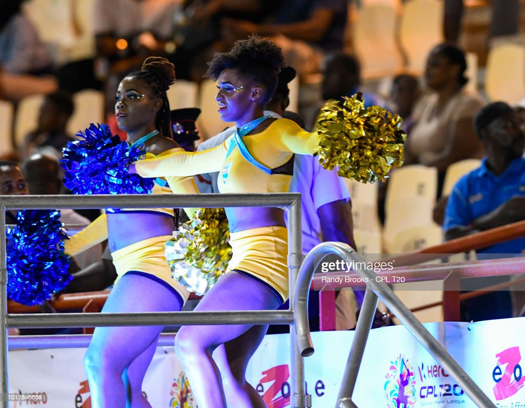 St Lucia Stars v Trinbago Knight Riders - 2018 Hero Caribbean Premier League  Tournament