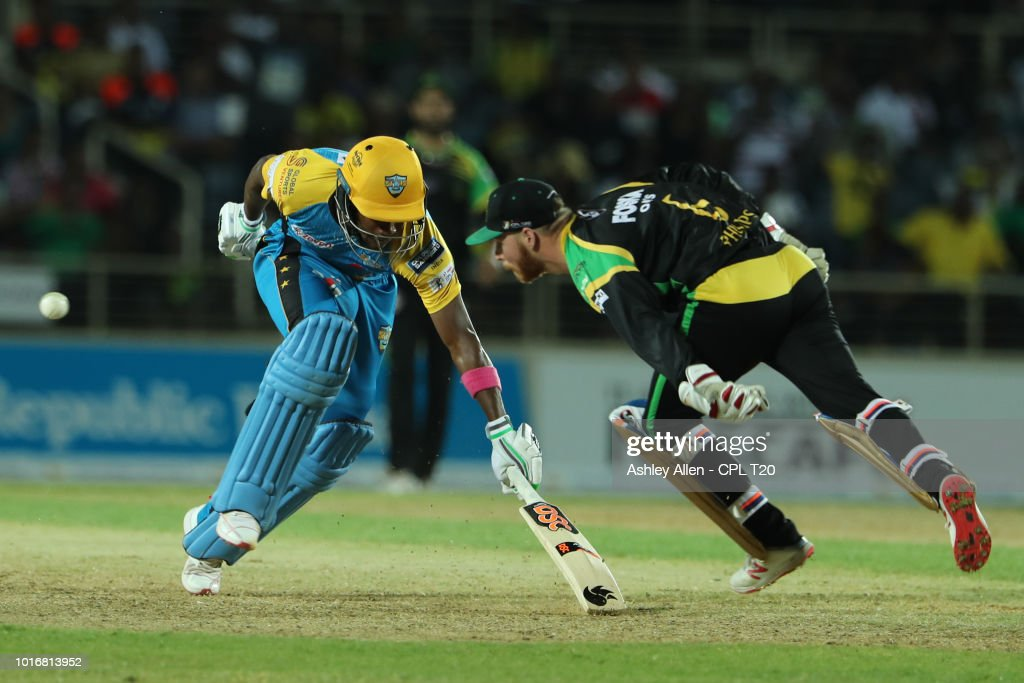 Jamaica Tallawahs v St Lucia Stars - 2018 Hero Caribbean Premier League  Tournament
