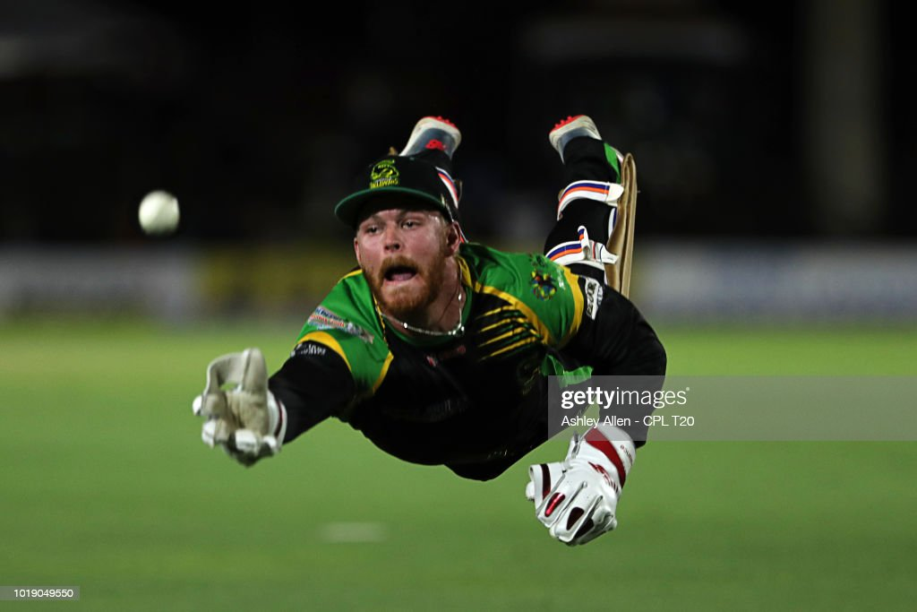 Jamaica Tallawahs v Guyana Amazon Warriors - 2018 Hero Caribbean Premier League  Tournament