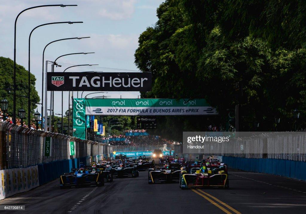 2016-2017 FIA Formula E Championship - Buenos Aires ePrix