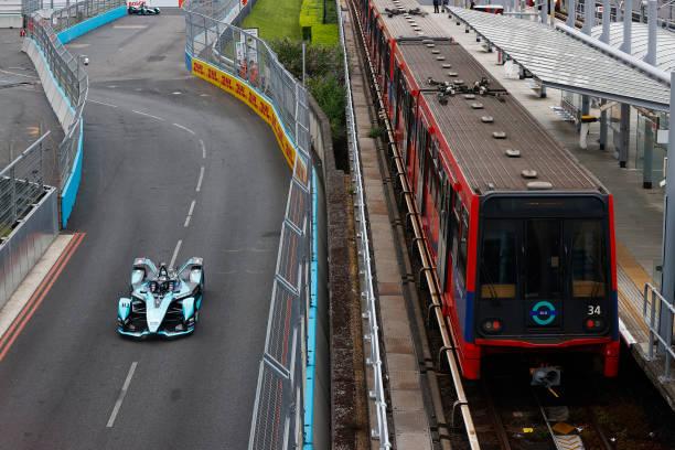 GBR: Heineken London E-Prix 2021 Round 12