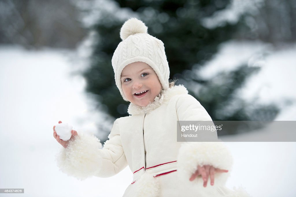 Estelle of Sweden Turns 3 Years Old