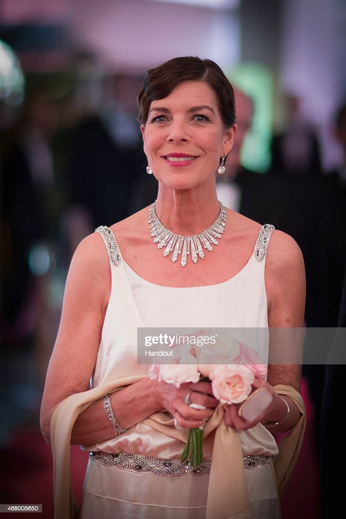 Rose Ball 2015 In Aid Of The Princess Grace Foundation In Monaco : News Photo