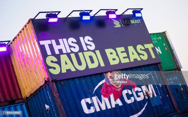 In this handout image provided by MD Beast MDL Beast Festival the Saudi Soundstorm has arrived wowing over 130000 fans on its first day on December...