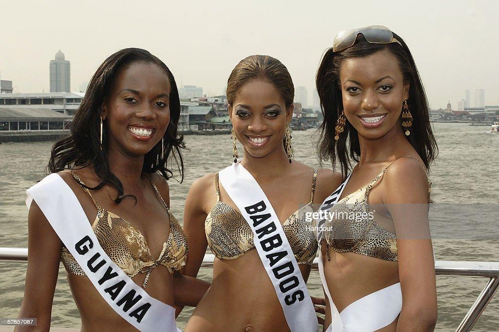 Miss Universe 2005 : News Photo