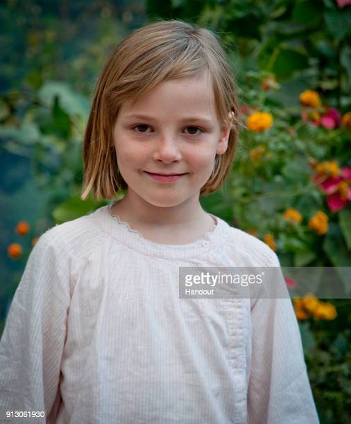 In this handout image provided by Norway's Royal Court Princess Ingrid Alexandra of Norway on the occasion of her 7th birthday in 2011
