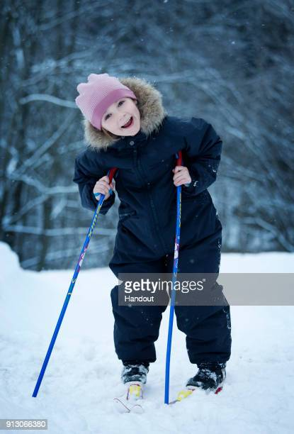 In this handout image provided by Norway's Royal Court, Princess Ingrid Alexandra of Norway on the occasion of her sixth birthday in 2010.