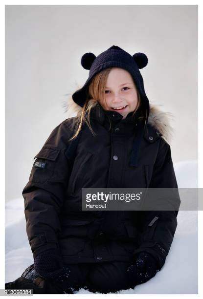 In this handout image provided by Norway's Royal Court, Princess Ingrid Alexandra of Norway published March 27, 2012.