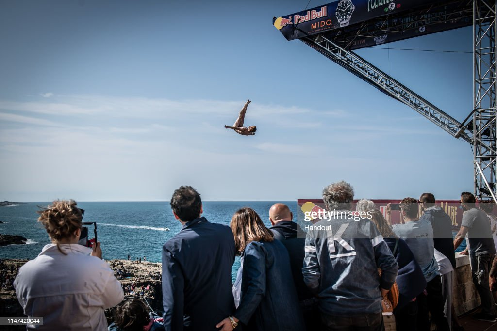 Red Bull Cliff Diving World Series 2019 : News Photo