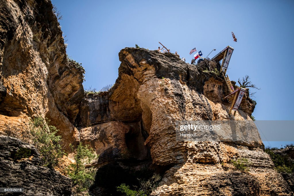 Red Bull Cliff Diving World Series 2017 : News Photo