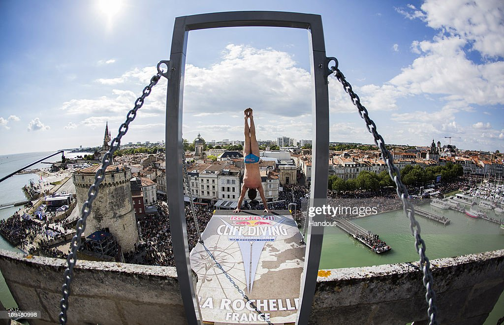 Red Bull Cliff Diving World Series 2013 - France
