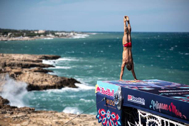 ITA: Red Bull Cliff Diving World Series 2021 - Polignano a Mare