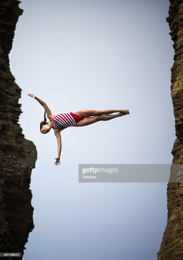 Red Bull Cliff Diving World Series 2015 : Nachrichtenfoto