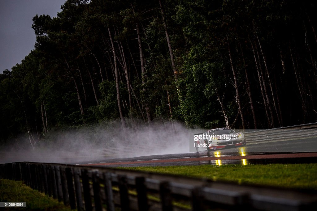WEC 2016 - 24 Hours of Le Mans : News Photo
