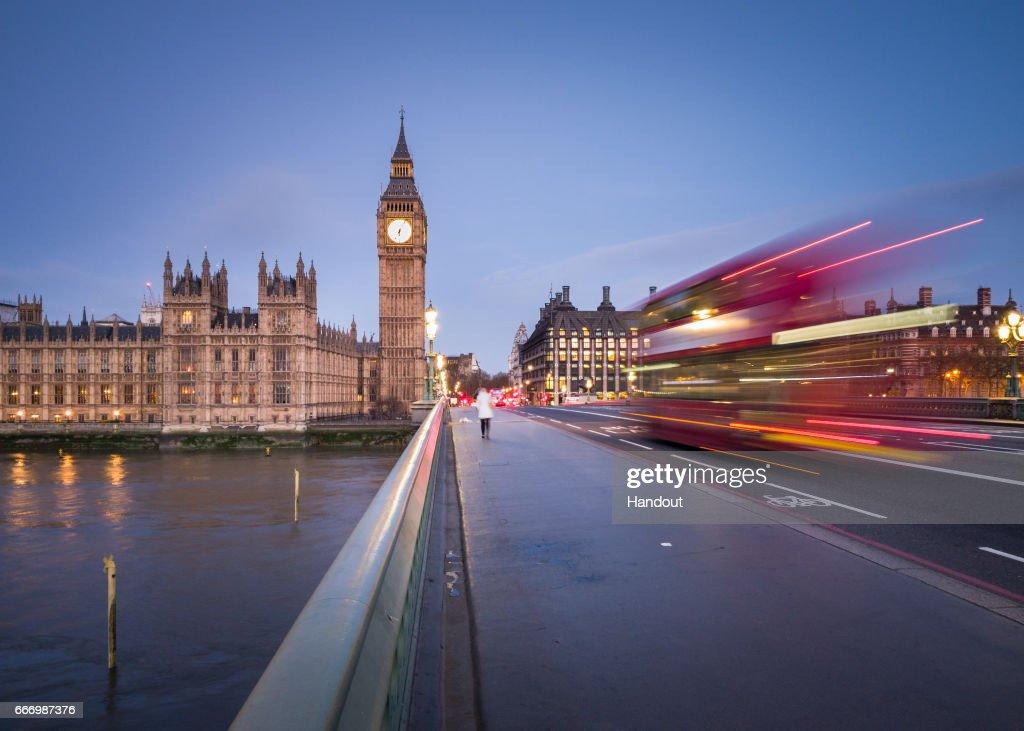Greatest British Views Captured By Samsung Galaxy S8 : News Photo