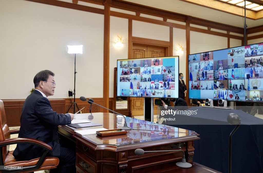 South Korea Battles Against The Coronavirus Outbreak : News Photo